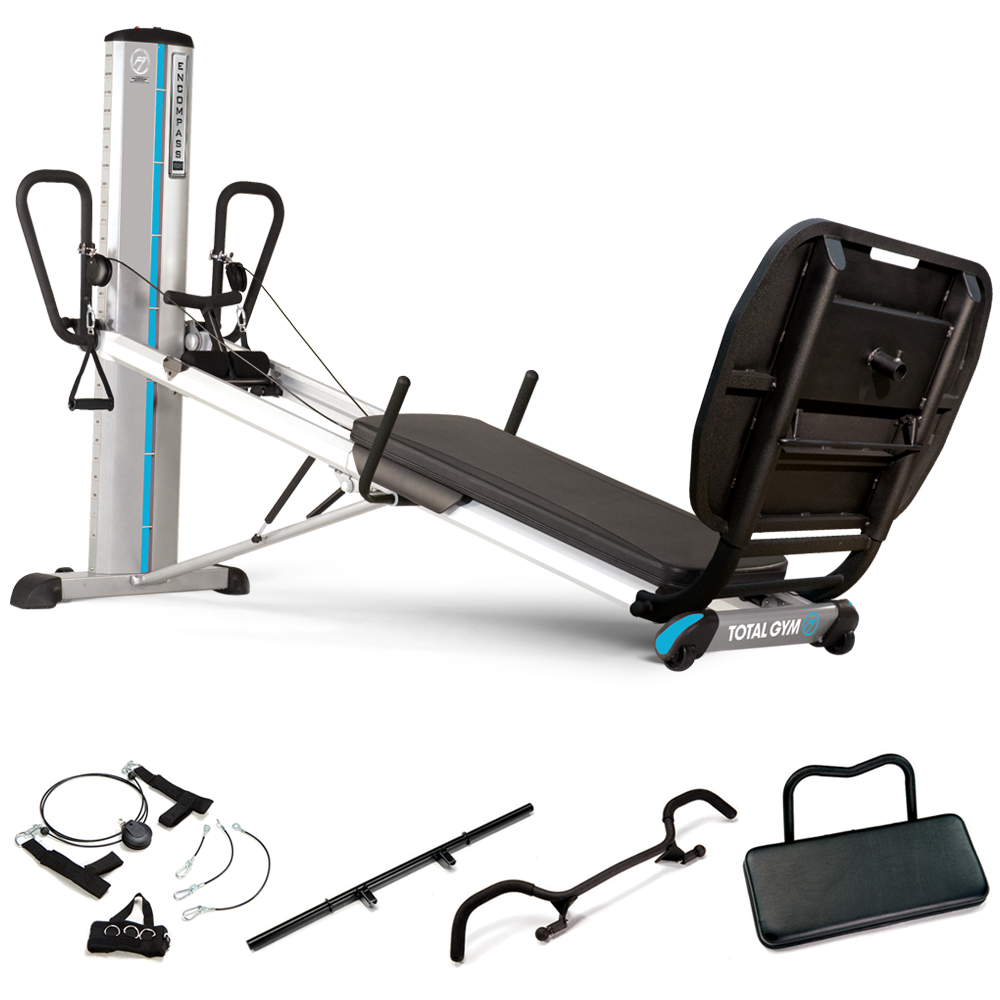 Rs encompass powertower clinical complete package u total gym