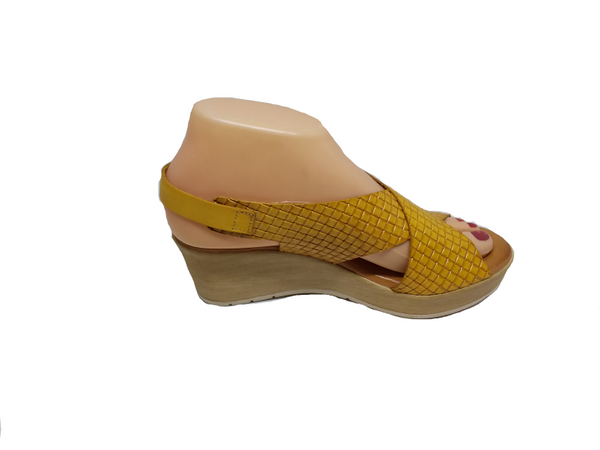 Bubbly Limon Sandal by Xbonita Spain