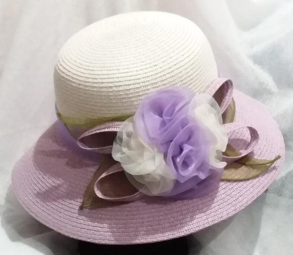 Spring Flair Hat - Multiple colours available