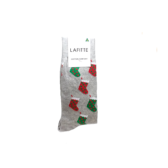Christmas Stocking Socks by Lafitte