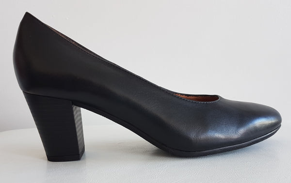 Hostess Court Shoe - 55mm Heel