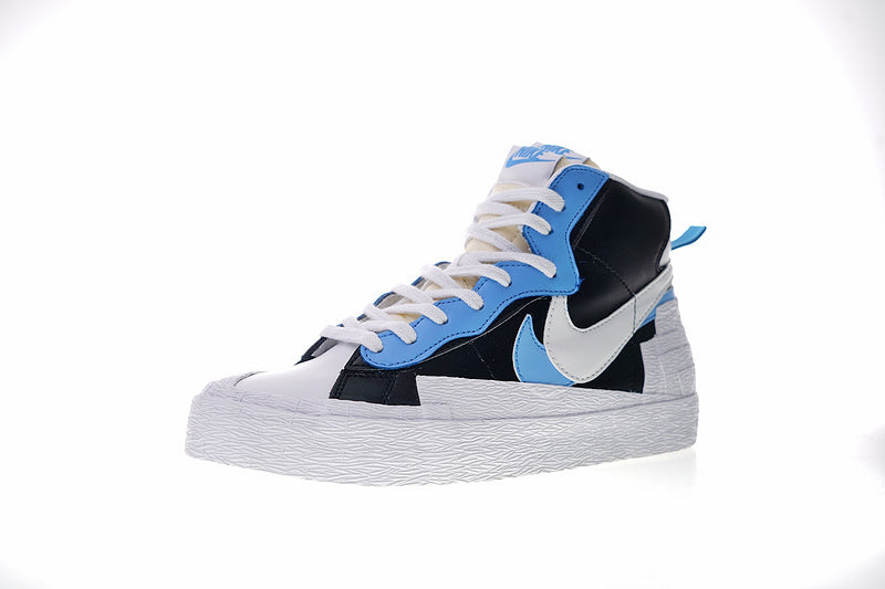 wholesale dealer 5199b 1639a Nike Blazer High sacai White Black Legend Blue