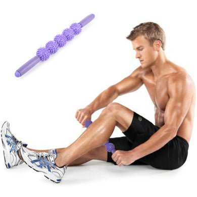 Massage Roller Yoga Stick. Use to Sooth Your Sore Muscles!