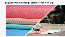 Colorful Yoga Towel for Travel, Gym, Exercise, Pilates. Yoga Accessories, Travel Accessories