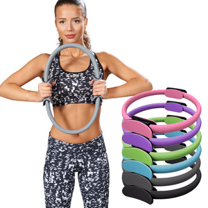 Narcissism Yoga and Pilates Ring for Fitness, Slimming, Body Building and Crossfit Training