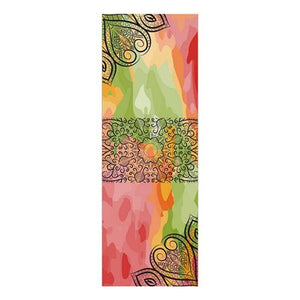 High Quality, Sweat Absorbing, Non Slip Yoga Towel/Mat. Great for Hot Yoga