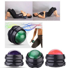 Massage Roller Ball Works Wonders on Sore Muscles.