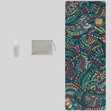 Natural Rubber Yoga Mat in a Dazzling Array of Eco-Friendly Beauty!
