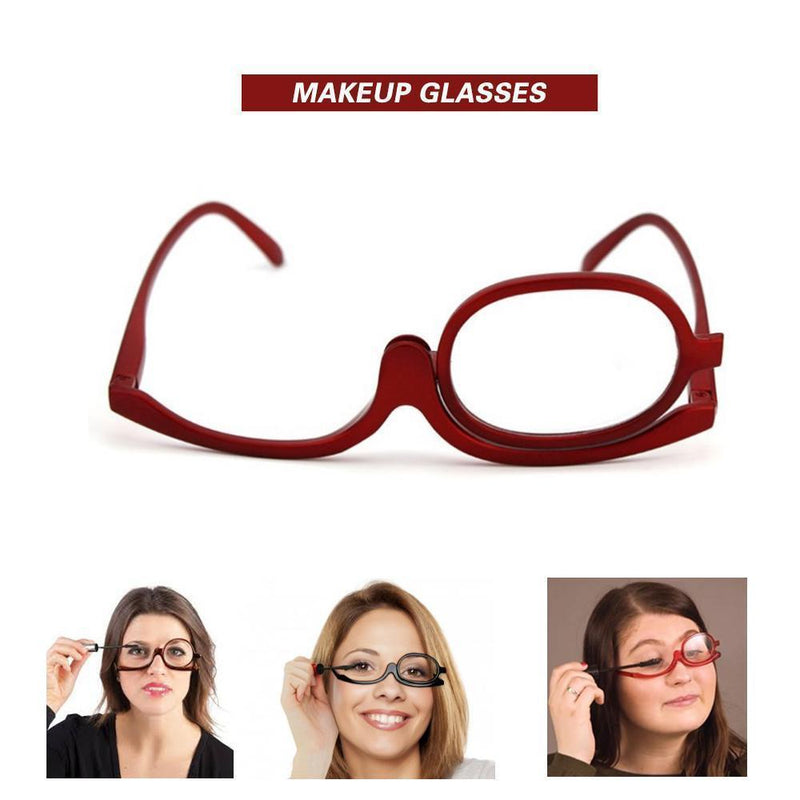 Hirundo Making Up Cosmetic Reading Glasses