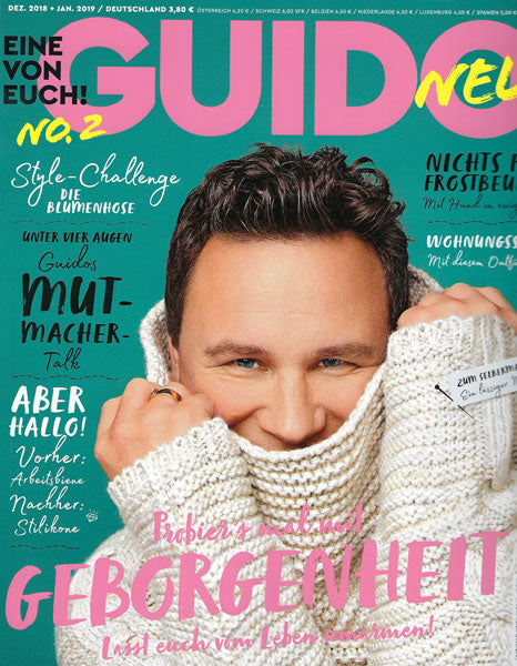 Guido Magazin Cover 2018