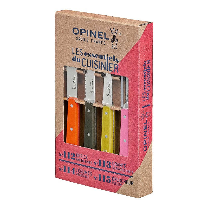 Messer Les Essentiels 4er-Set - Gustavia Shop