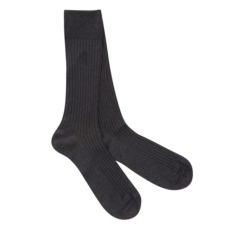 Socken Anthrazit - Gustavia Shop