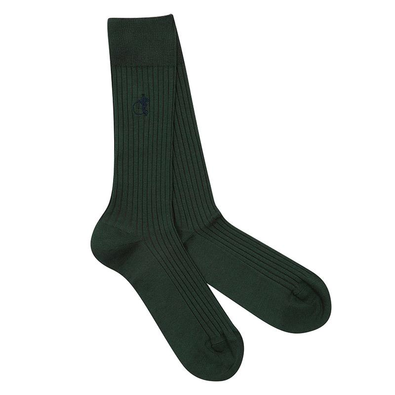 Socken Racing Green - Gustavia Shop
