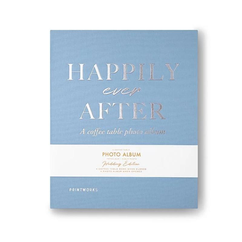 "Fotoalbum ""Happily ever After"" - Gustavia Shop"