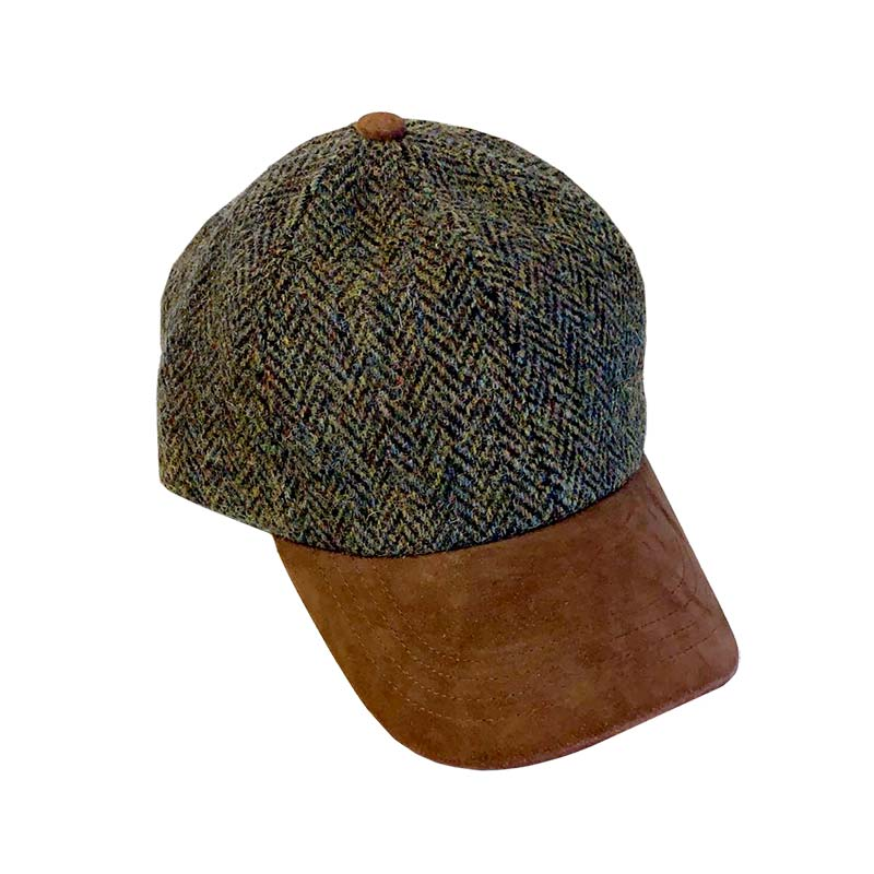 Baseballkappe Harris Tweed
