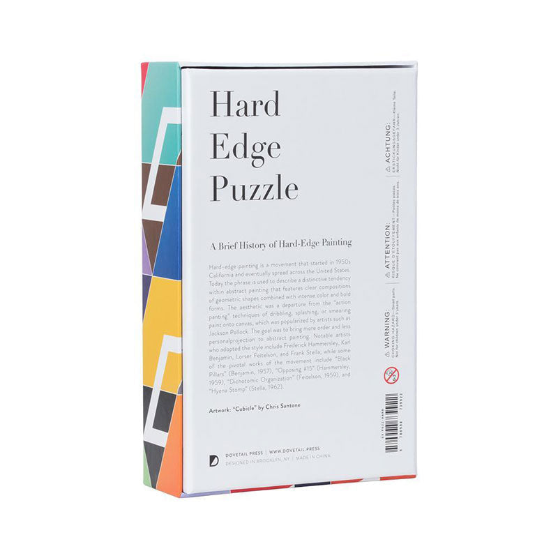 Puzzle Hard Edge - Gustavia Shop