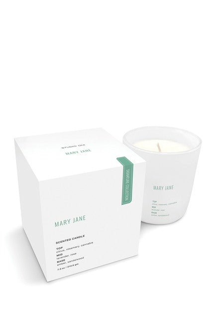 Orange Circle Studio - Mary Jane Candle