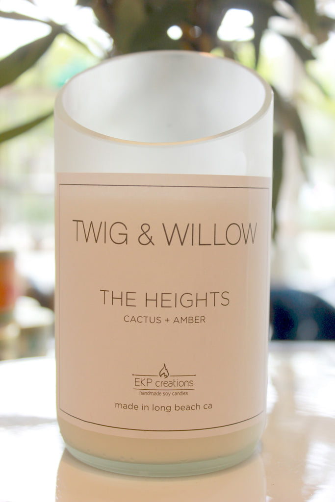 Twig & Willow - The Heights, Cactus & Amber