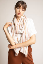 Load image into Gallery viewer, Grade & Gather - Soraiya Scarf in Petal