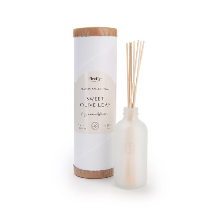 Firefly - Classic Diffuser: Sweet Olive Leaf