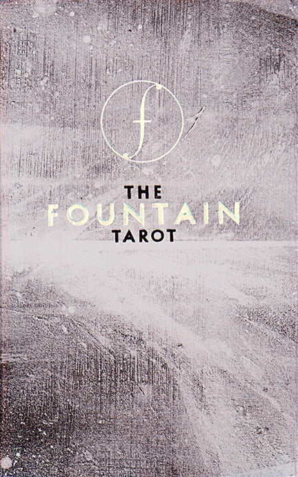 Fountain Tarot-Cover