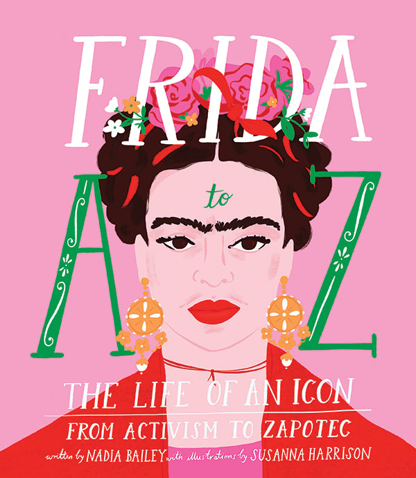 Penguin Random House - Frida A To Z