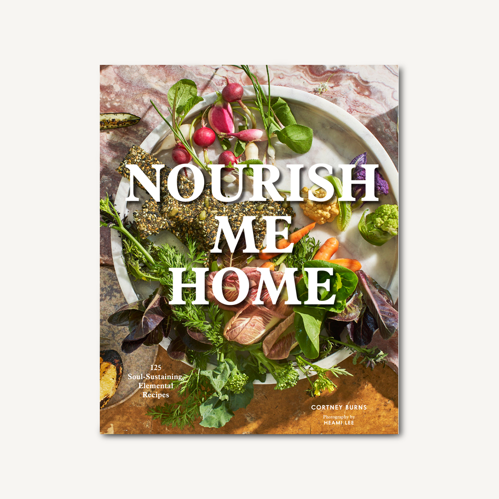 Chronicle Books - Nourish Me Home