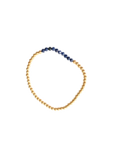 Load image into Gallery viewer, City Bracelet-3mm-Sapphire