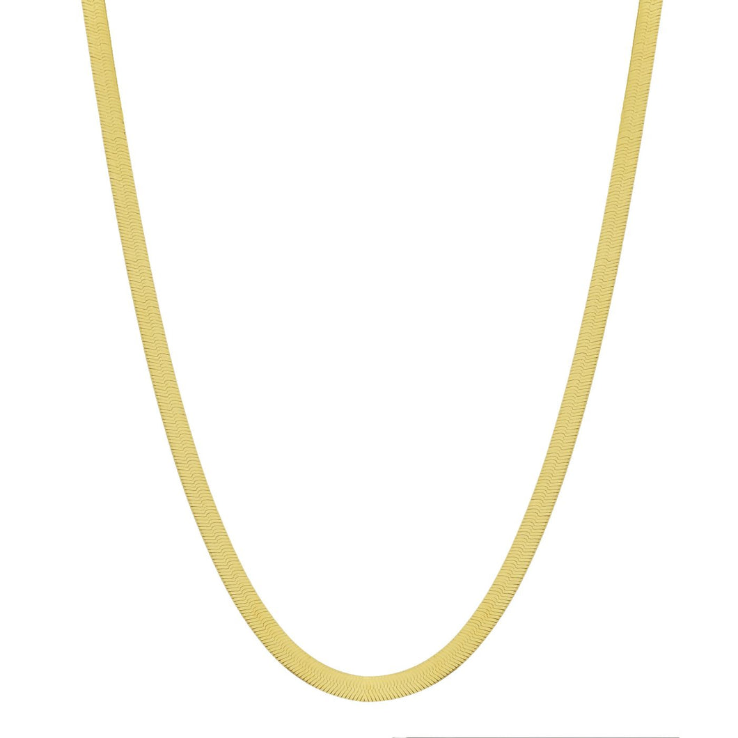 Ofina - Thick Necklace