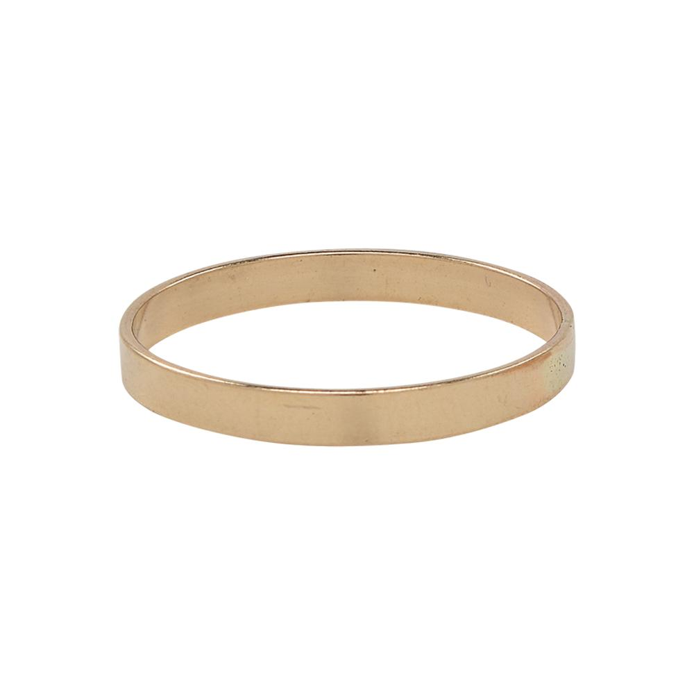 Ofina - Thick Smooth Band Ring