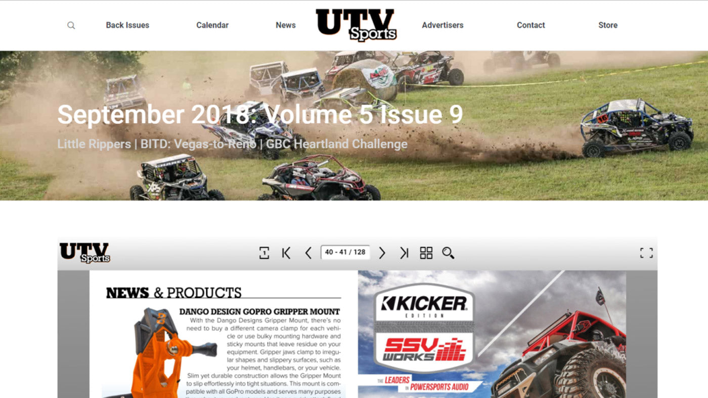 GRIPPER IS AWESOME – UTV SPORTS
