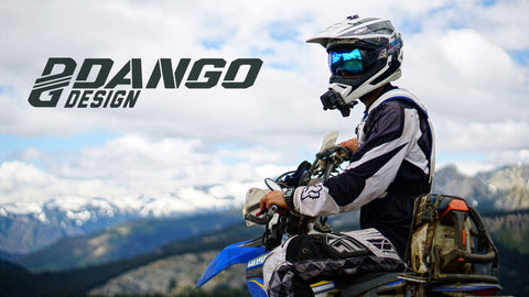 Dango Design Action Camera Gripper Mount