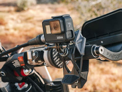 Dango Designs Motorcycle Action Camera Mount