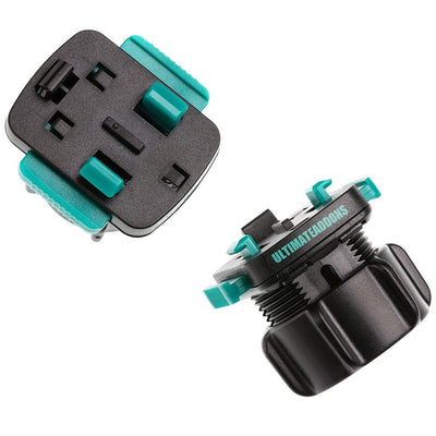 25mm to 3 Prong Adapter V2 Push Buttons