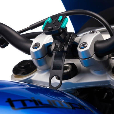 21-40mm Locking Strap Handlebar Attachment