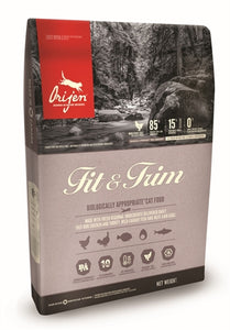 Orijen cat whole prey fit & trim