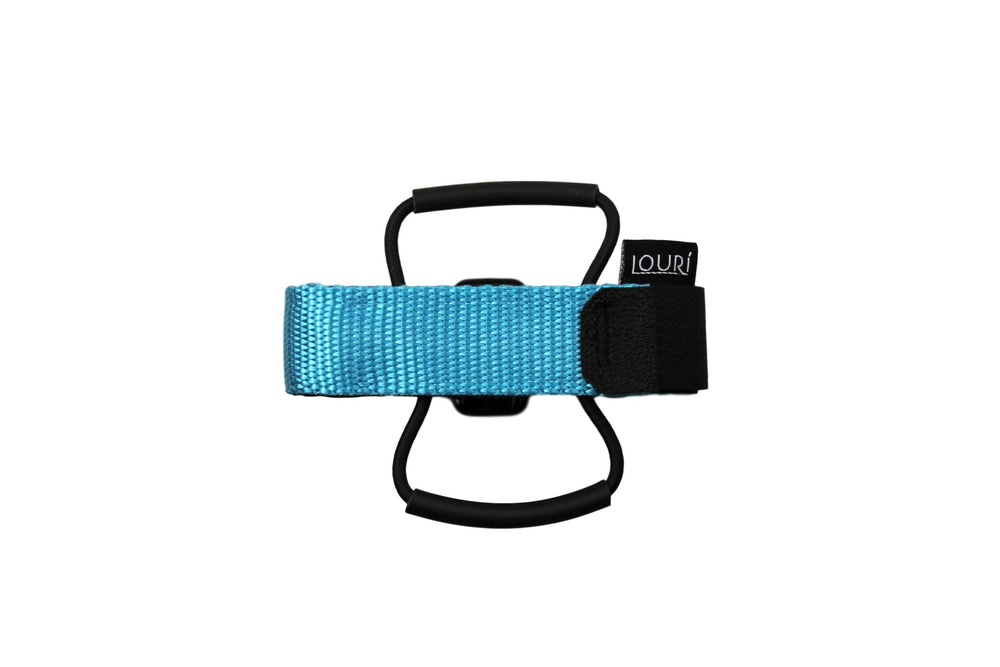 Louri Saddle Strap Blue