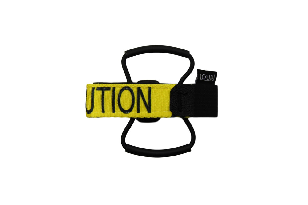 Louri Saddle Strap Caution Tape