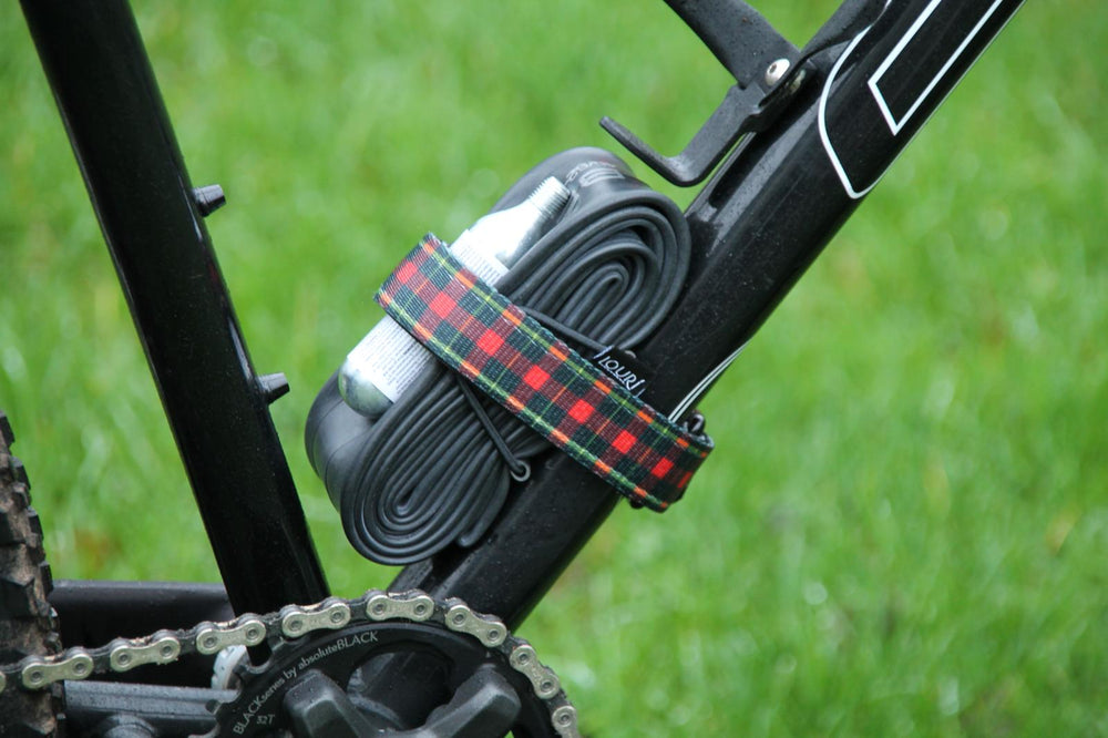 Tartan, scottish design louri frame strap