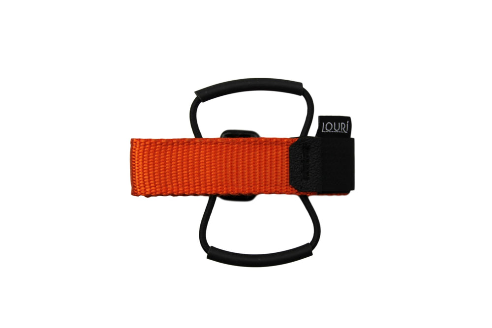 Louri Saddle Strap Orange
