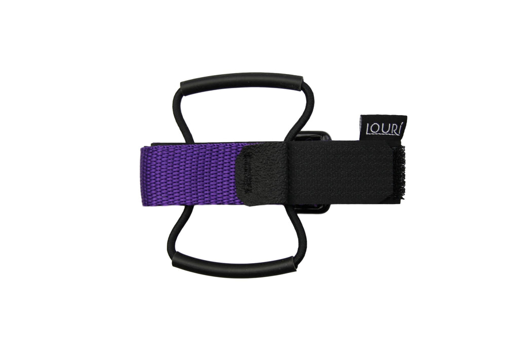 Louri Saddle Strap Purple