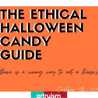 THERE IS A WRONG WAY TO EAT A REESE'S- THE ETHICAL HALLOWEEN CANDY GUIDE 2020 EDITION