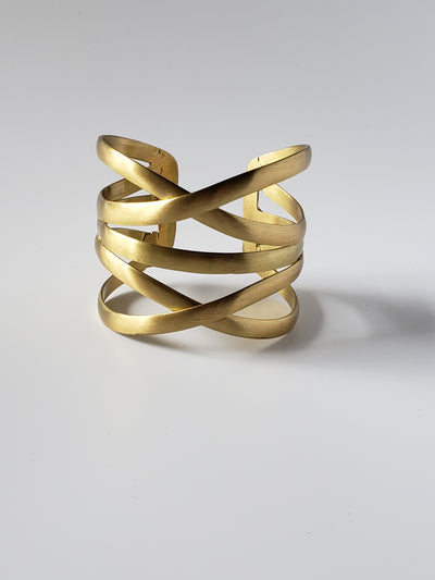 Golden Embrace Bracelet