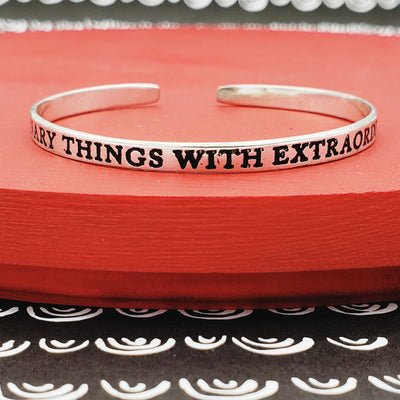 Extraordinary Love Cuff