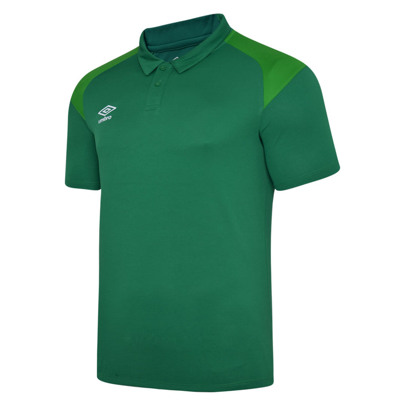 Umbro Poly Polo Shirt - Campus Sports