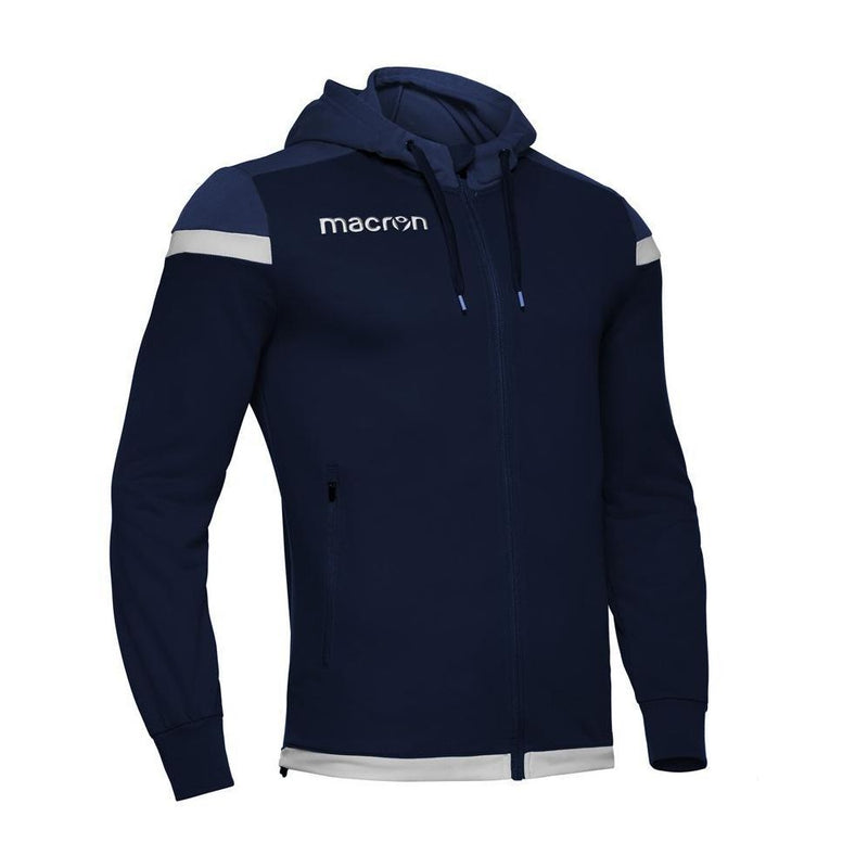 Macron Eadesy Full Zip Hoody - Campus Sports