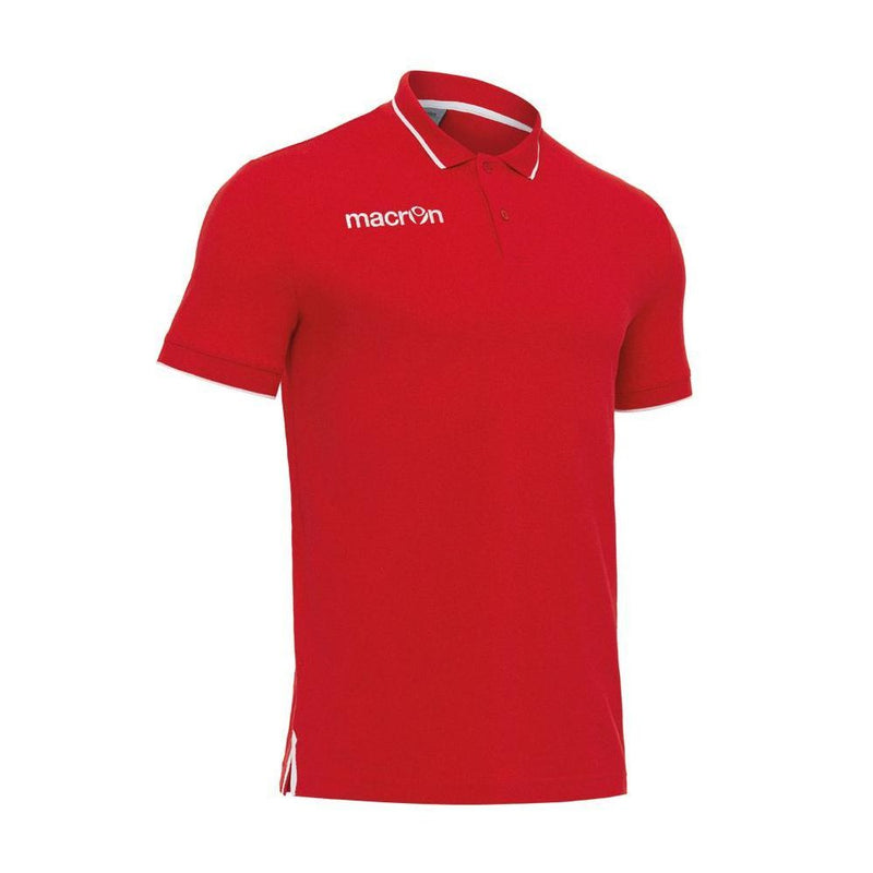 Macron Zouk Polo Shirt - Campus Sports