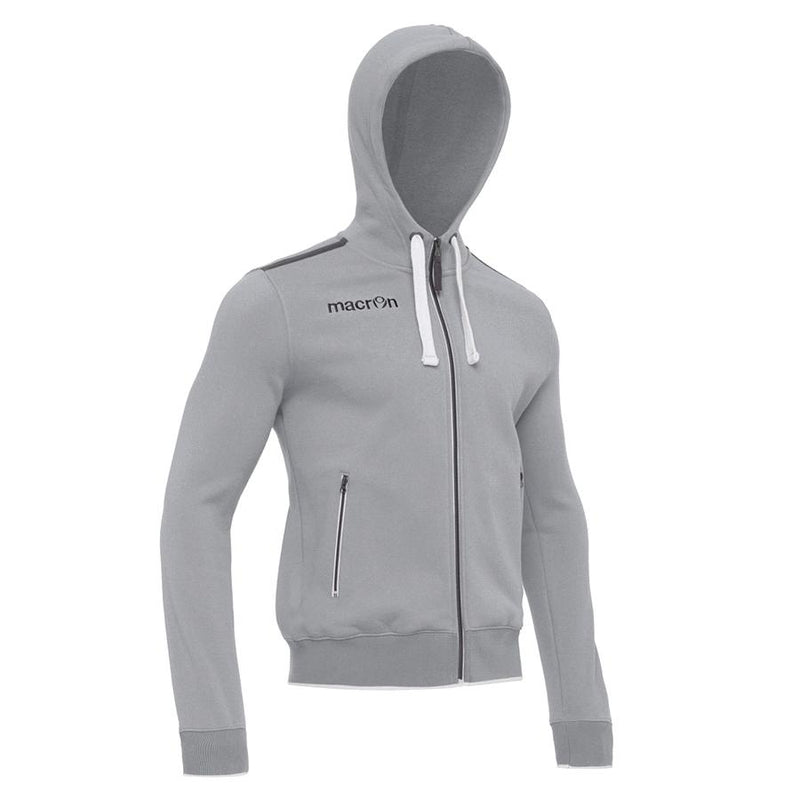 campus-sports - Macron Motown Full Zip Hooded Sweatshirt