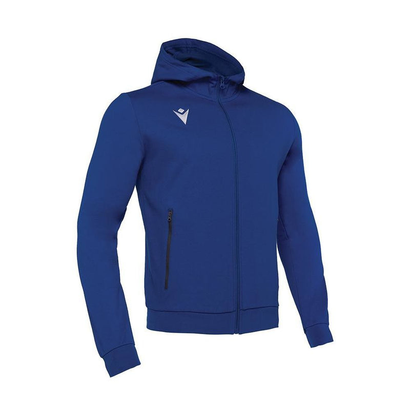 Macron Cello Full Zip Hooded Sweatshirt - Campus Sports