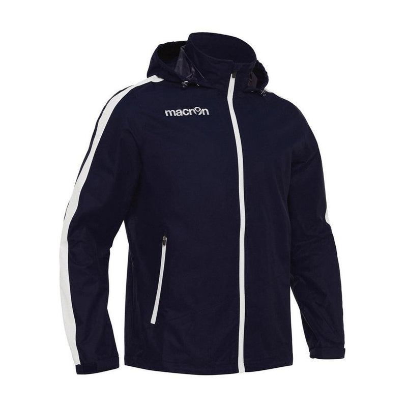 Macron Surat Waterproof Rain Jacket - Campus Sports